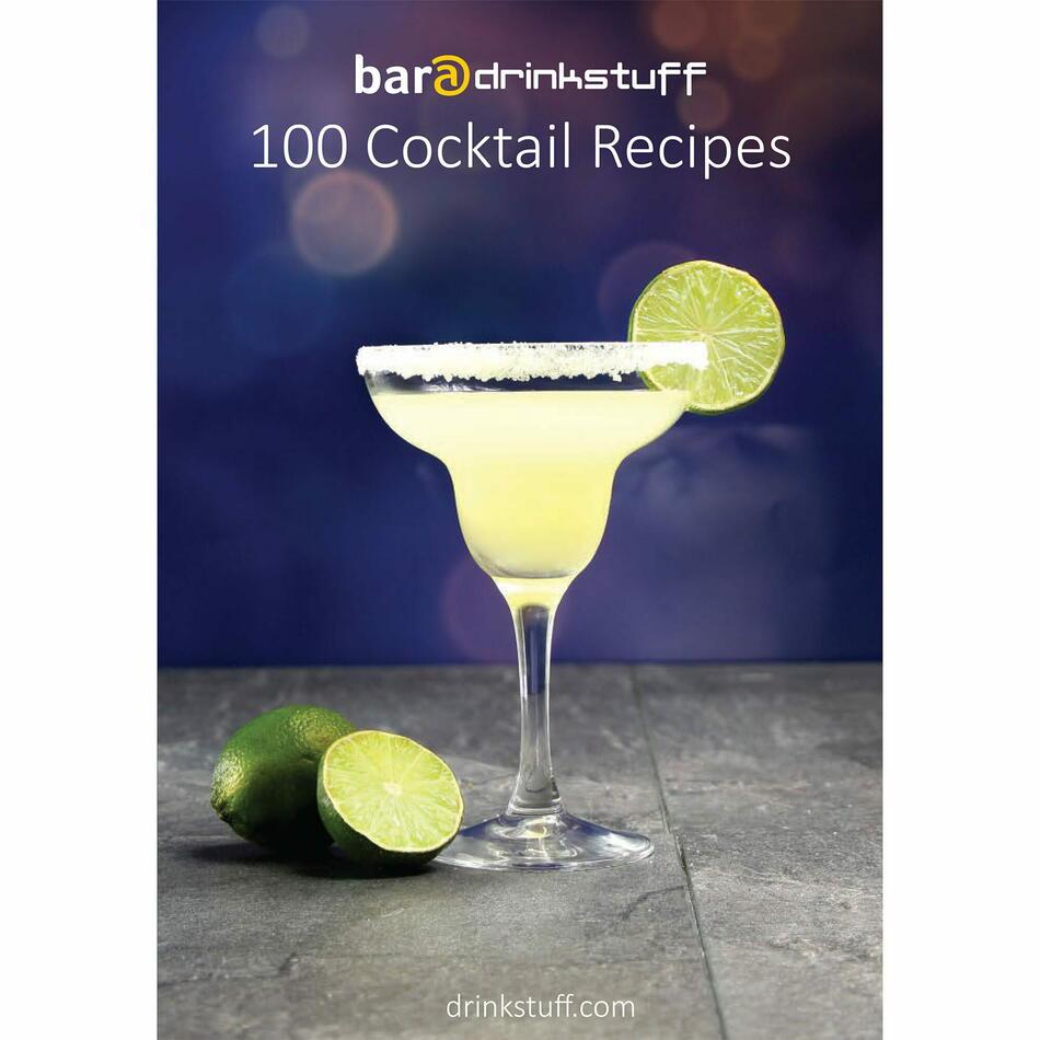 Billede af 100 Cocktail Opskrifter