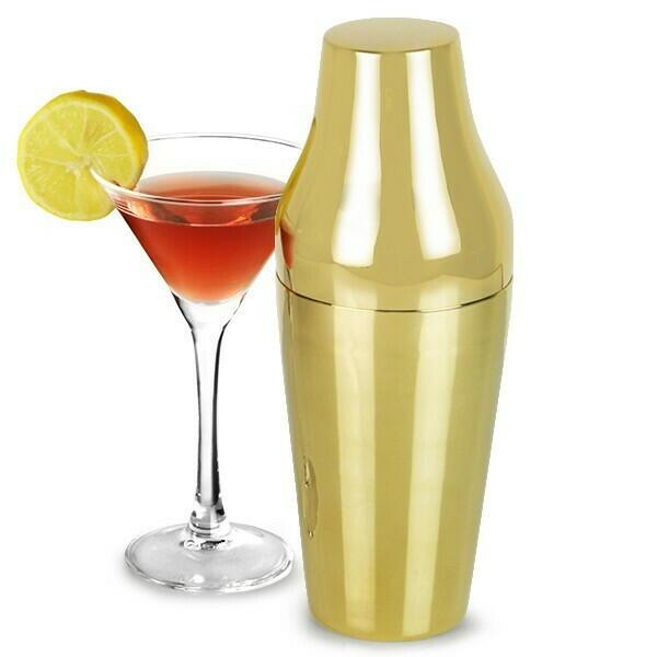 Image of   Guld Shaker 2 Delt.