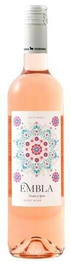 """Image of   Bodegas Osborne """"Embla"""" Rosé 0,7 liter5 Ltr"""