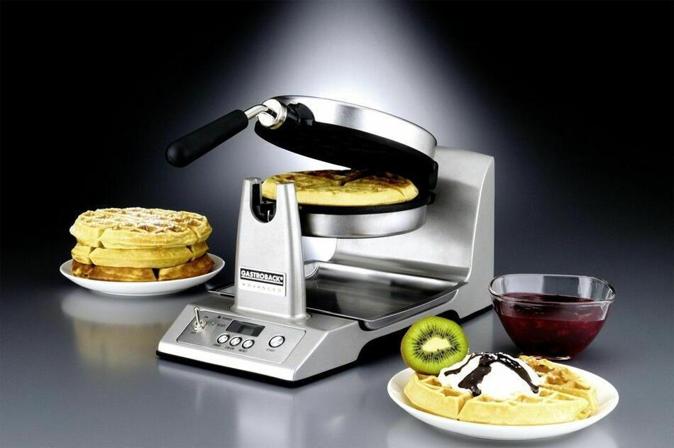 Image of   Design Vaffeljern Avanceret - Gastroback
