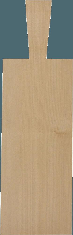 Image of   Serveringsbræt - Ubehandlet Eg 29 x 12 x 1,2 Cm