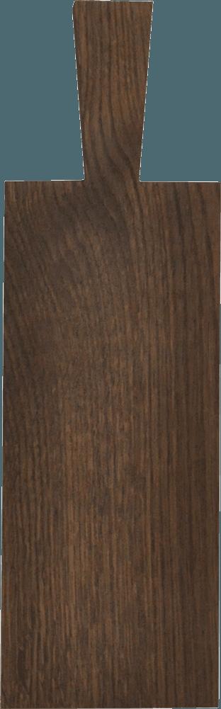 Image of   Serveringsbræt - Røget Olieret Eg 29 x 12 x 1,2 Cm