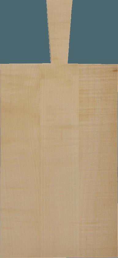 Image of   Serveringsbræt - Ubehandlet Eg 33,5 x 21,3 x 2 Cm