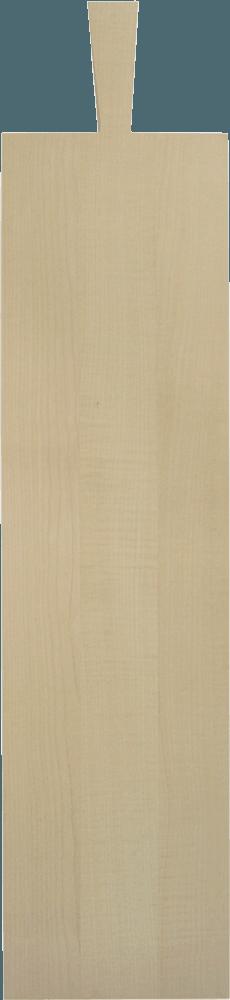 Image of   Serveringsbræt - Ubehandlet Eg 80 x 21,2 x 2,2 Cm
