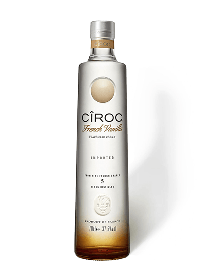 Image of   Ciroc Vodka French Vanilla Fl 70