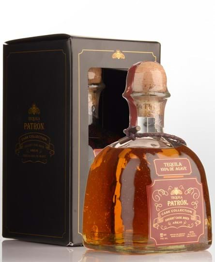 "Image of   Patron Tequila Anejo ""Sherry Cask"" Fl 70"