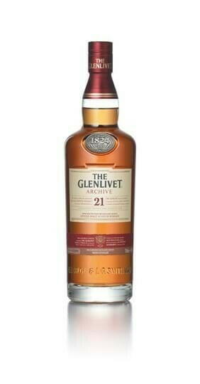 "Image of   The Glenlivet ""Archive"" 21 Yo Speyside Single Malt Fl 70"