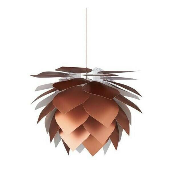 Image of   Illumin Drip/drop Lampe Kobber H40 D45
