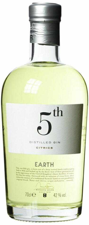 "Image of   5th Gin ""Earth"" 70 cl"