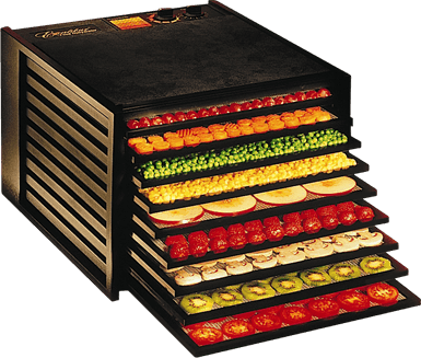 Image of   Dehydrator - Chef Excalibur 4926t