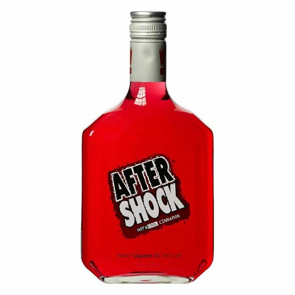 Aftershock Red Fl 70