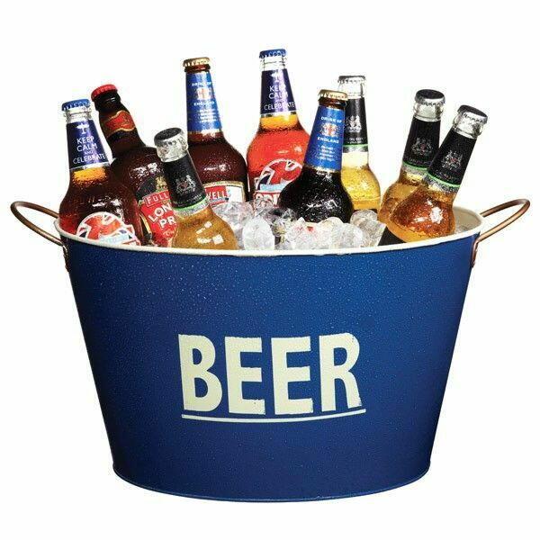 Øl spand