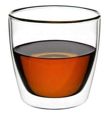 Image of   Dobbelt Vægs Glas