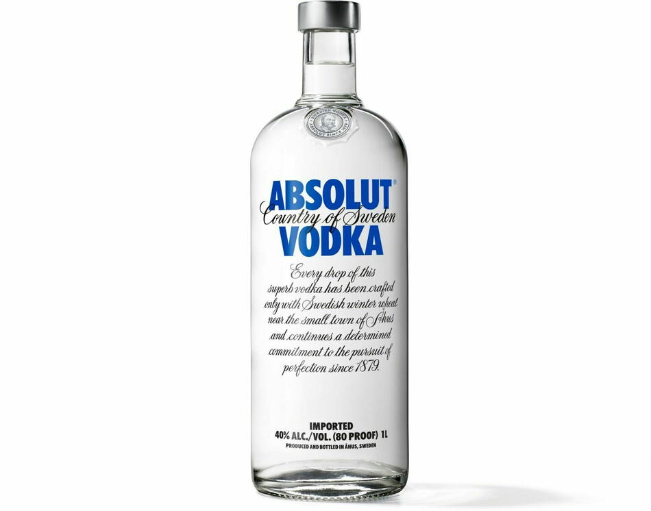 Image of   Absolut Vodka Fl 70