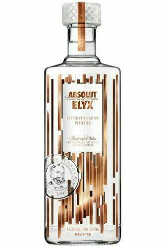 Image of   Absolut Vodka Elyx (Db Magnum) Fl 300