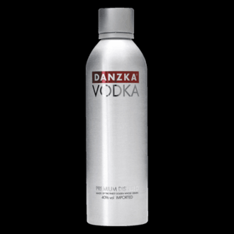 Image of   Danzka Vodka* 1 Ltr