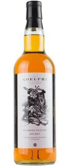 Image of   Adelphi Private Stock Blended Scotch Fl 70