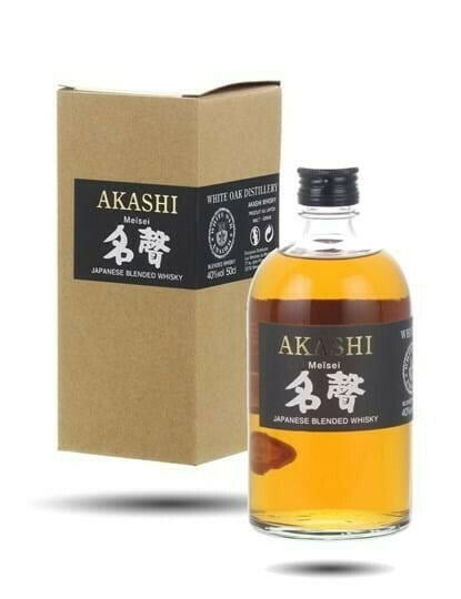 Image of   Akashi Meisei Japanese Blended Whisky Fl 50