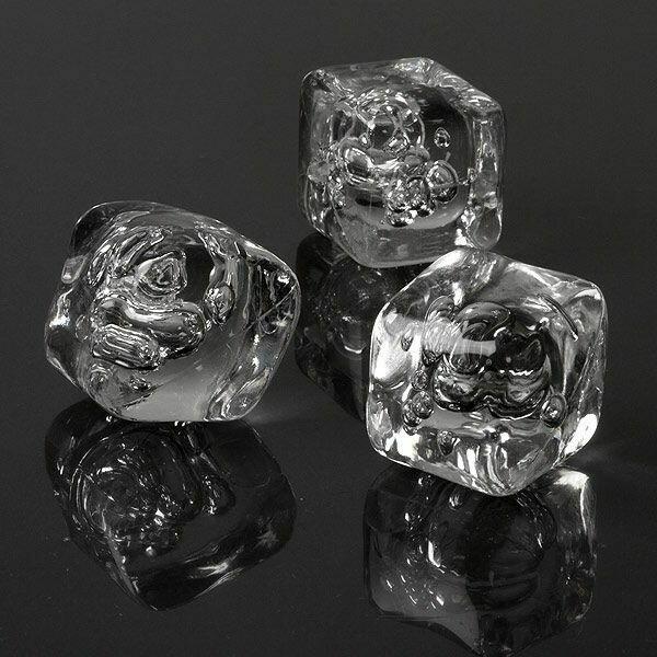 Billede af Akrylisterninger Cubes Ca.40 Stk.
