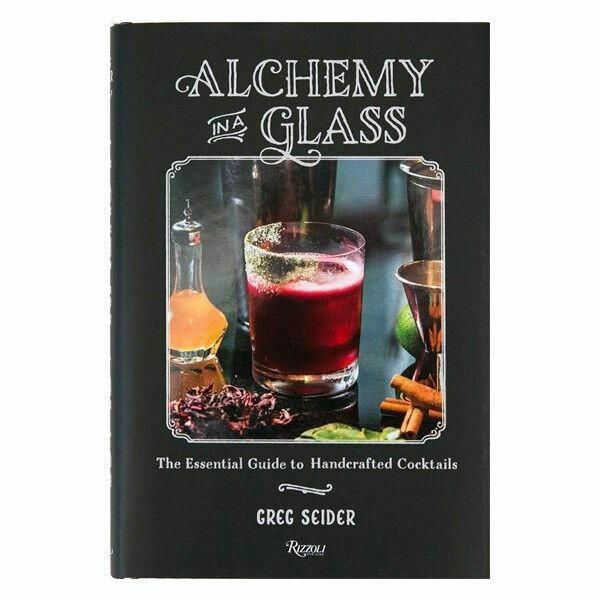 Image of   Alchemy In A Glass - Bog