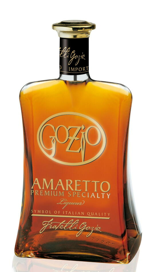 Image of   Gozio Amaretto Fl 70