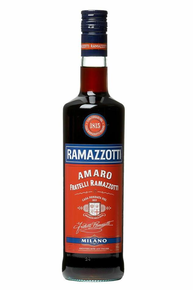 Image of   Amaro Ramazzotti Bitter Fl 70