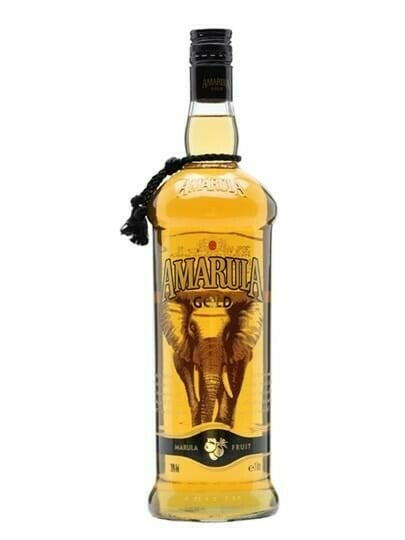 Image of   Amarula Gold Liqueur* Fl 100