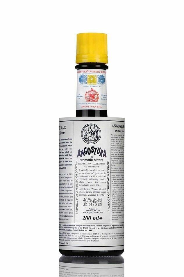 Angostura Aromatic Bitters Original Fl 20