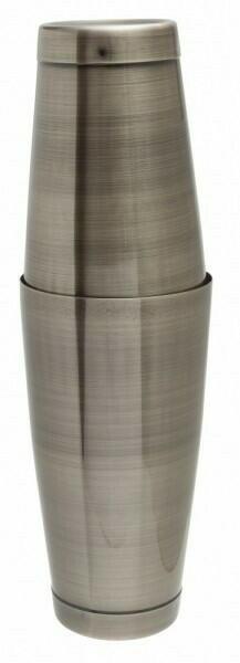 Image of   Antik Messing 80cl & 55cl Tin-on-tin Shaker