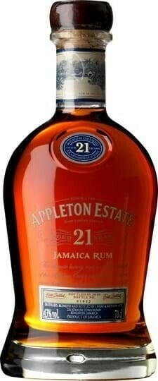 Image of   Appleton Estate 21 Yo Jamaica Rum Fl 70