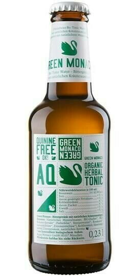 Image of   Aqua Monaco Organic Herbal Tonic 23cl