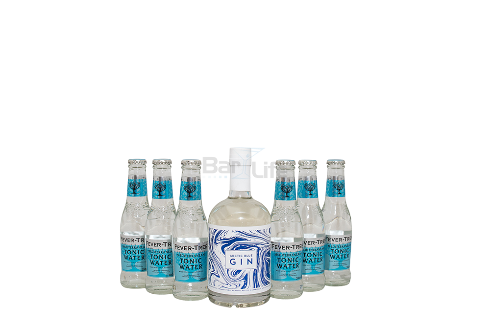 Image of   Arctic Guldvinder Gin Pakken