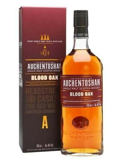 "Image of   Auchentoshan ""Blood Oak"" Lowland Single Malt Fl 70"