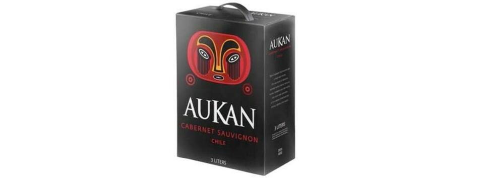 Image of   Aukan Cabernet Sauvignon (Bib) Krt 300