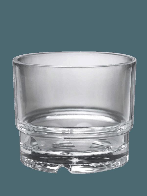Billede af GLASS4EVER, Whiskey glas 15 cl Poly