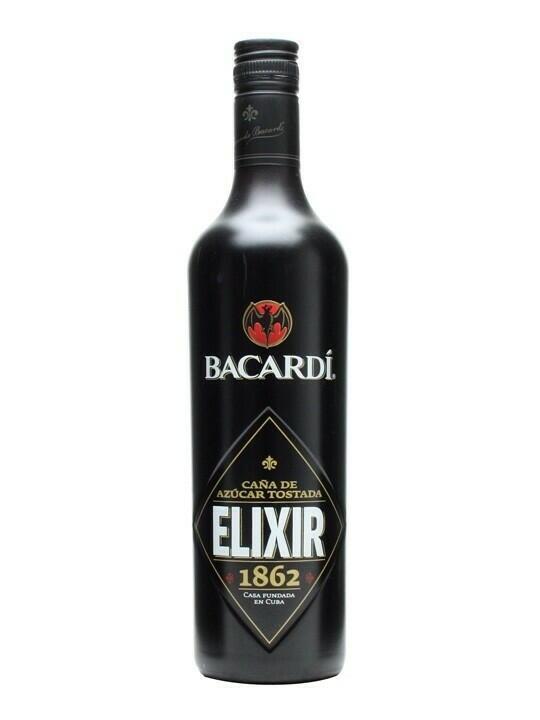 Image of   Bacardi Elixir Fl 70