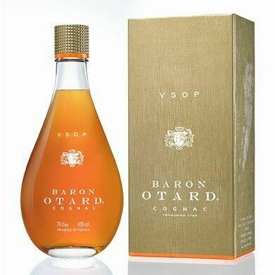 Image of   Baron Otard Vsop Cognac Fl 70