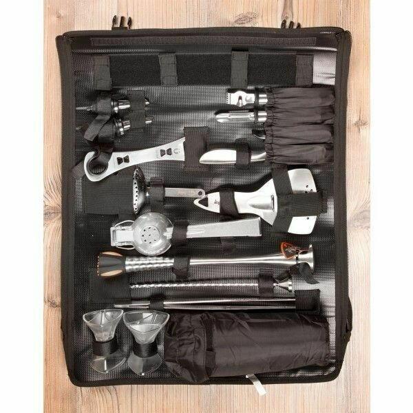Bartender Kit Probostonroll - Überbartools Deluxe