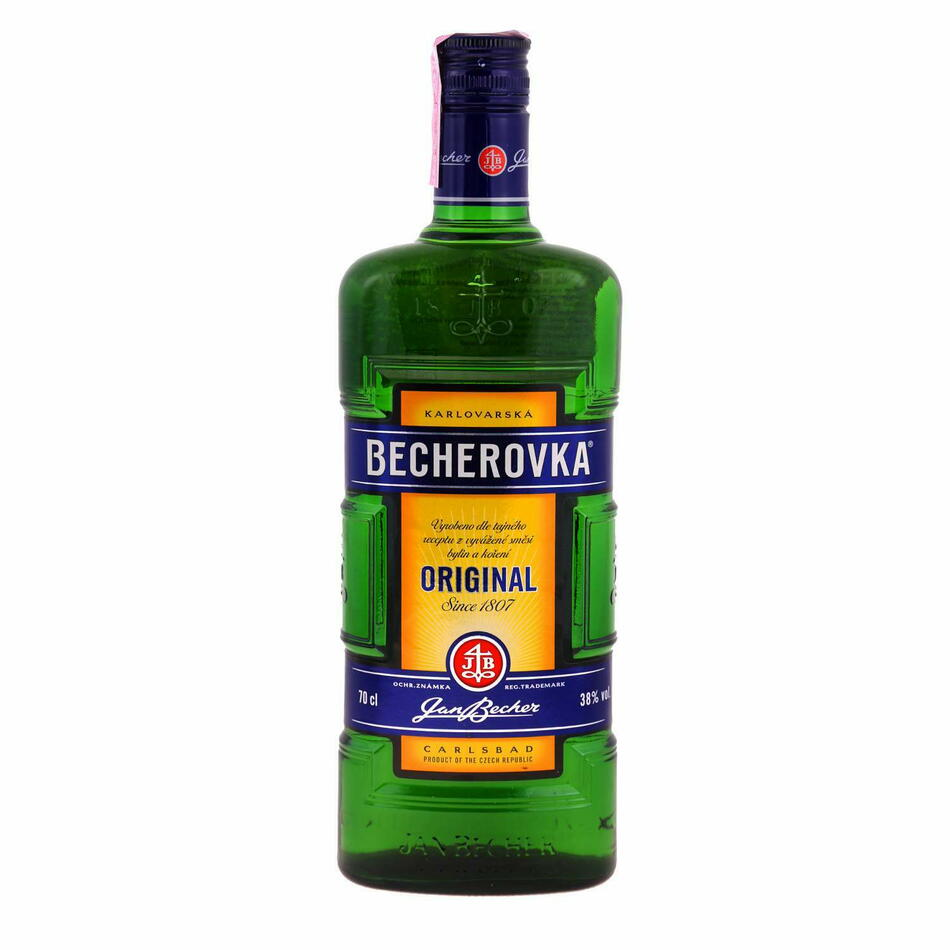Image of   Becherovka Bitter Fl 70