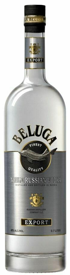 Image of   Beluga Vodka Noble 70 cl