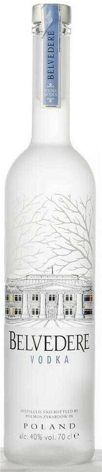 Image of   Belvedere Vodka Pure* 1 Ltr