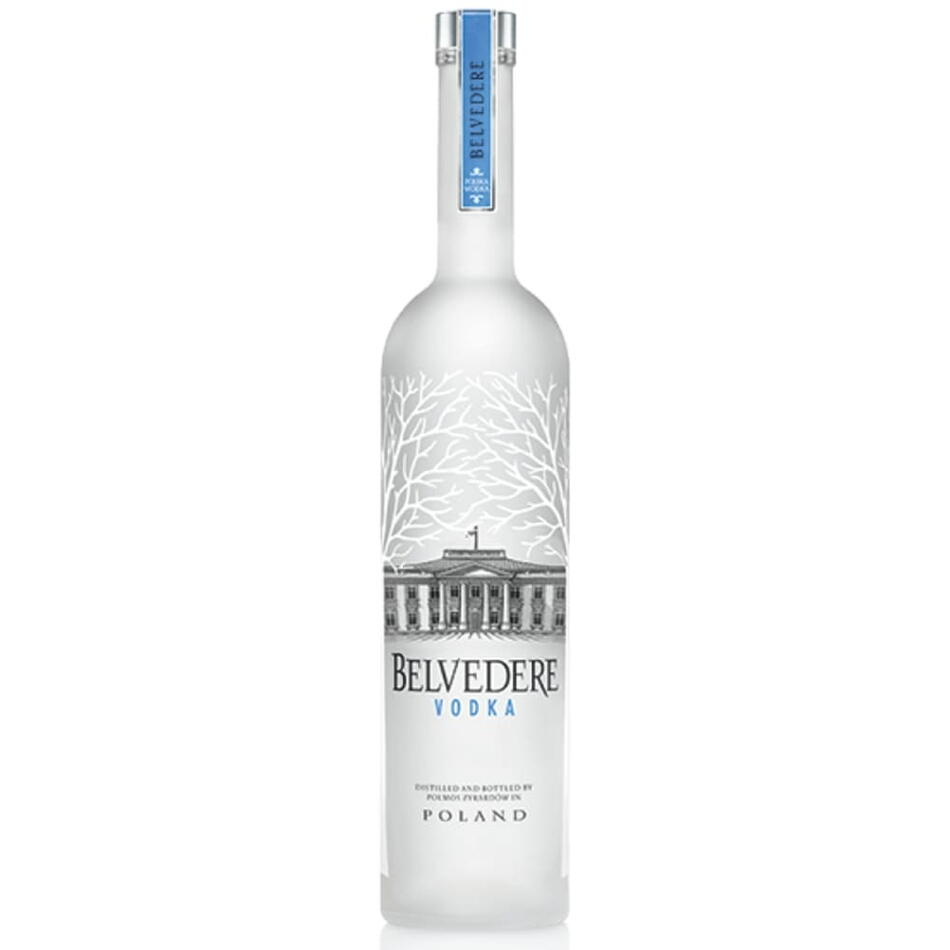 Belvedere Vodka Pure (Mathusalem) Fl 600