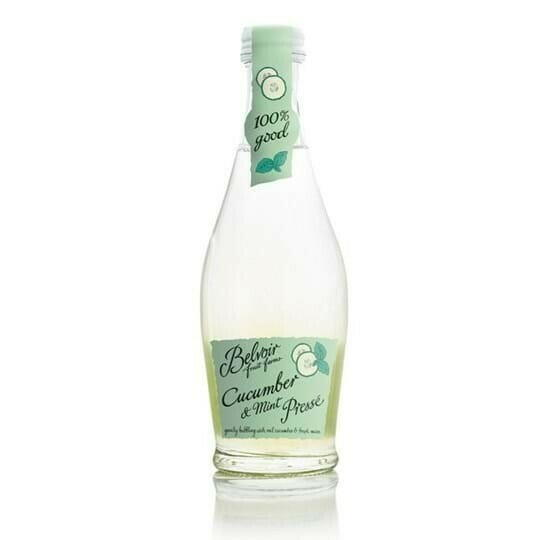 Image of   Belvoir Cucumber & Mint 25cl