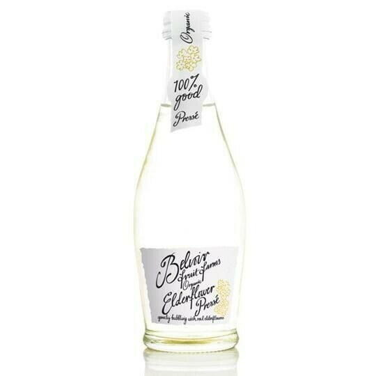 Image of   Belvoir Organic Elderflower 25cl