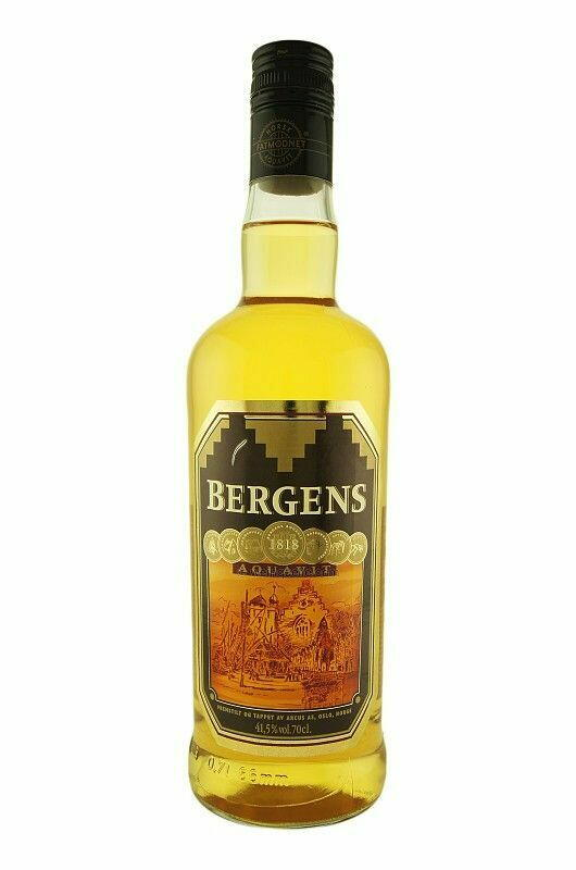 Image of   Bergens Aquavit Fl 70