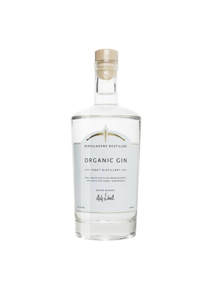 Image of   Bergslagen Organic Gin Fl 50