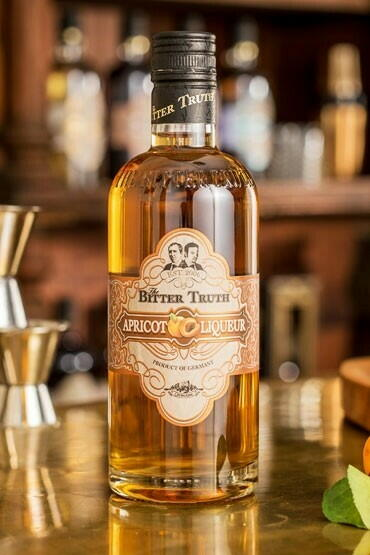 Image of   Bitter Truth Apricot Liqueur Fl 50