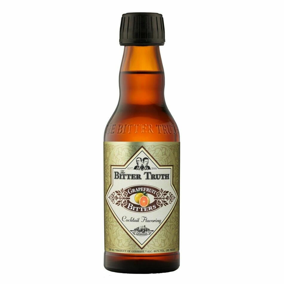 Image of   Bitter Truth Grapefruit Bitters Fl 20
