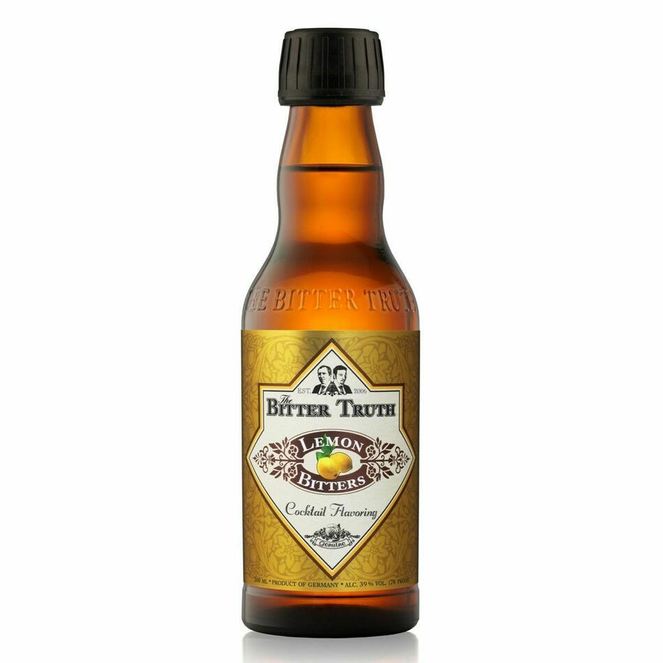 Image of   Bitter Truth Lemon Bitters Fl 20