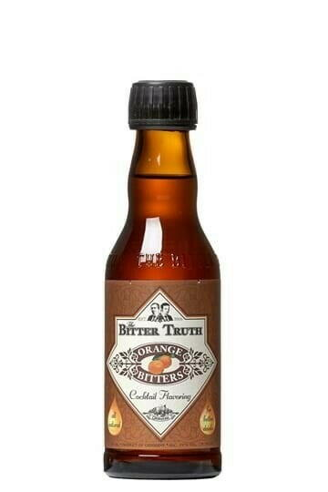 Image of   Bitter Truth Orange Bitters Fl 20